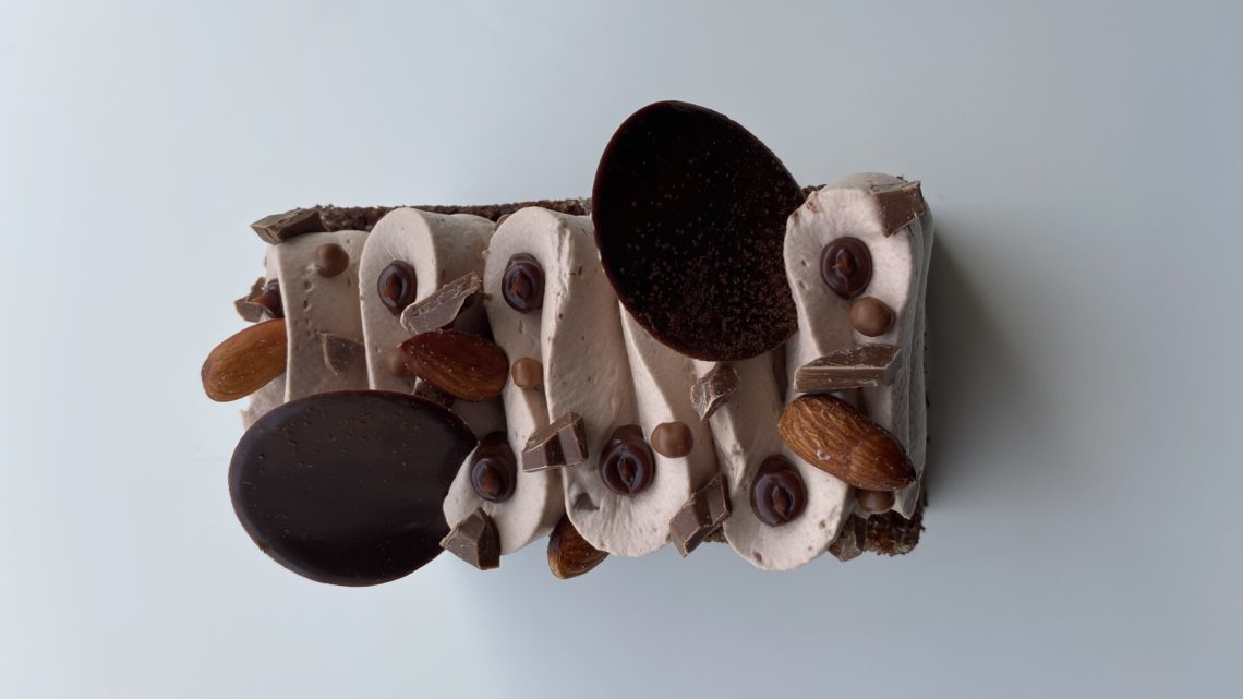 CAKE CHOCOLAT CARAMEL
