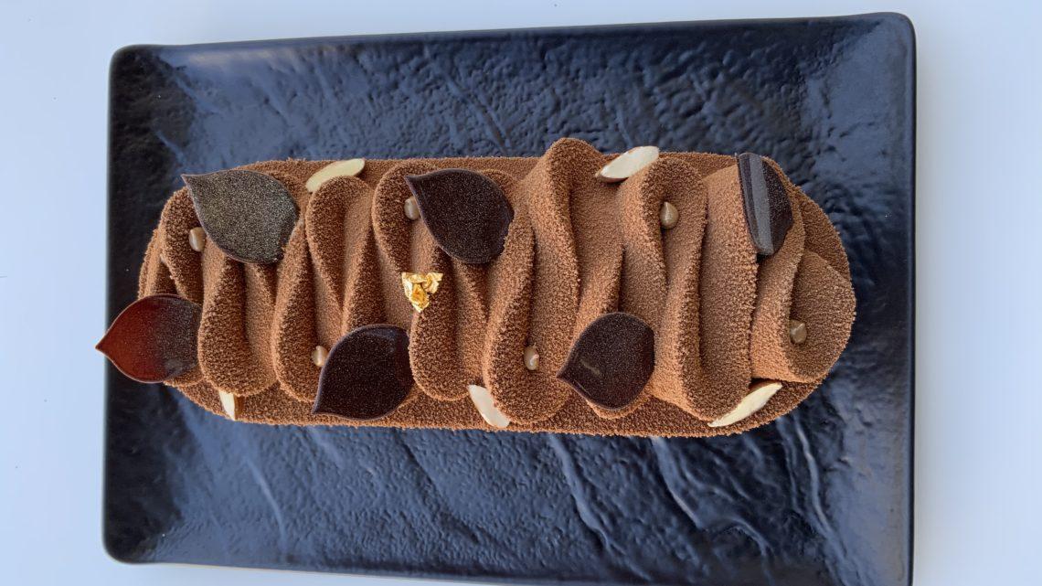 Buche chocolat noisette